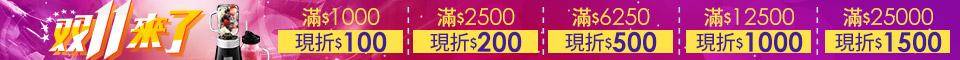 天天登入送最高10,500折價券