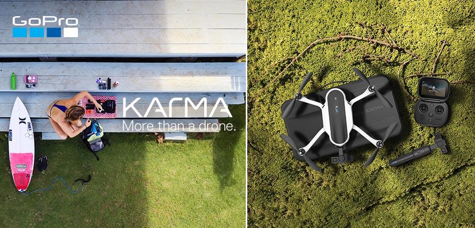 Karma空拍機