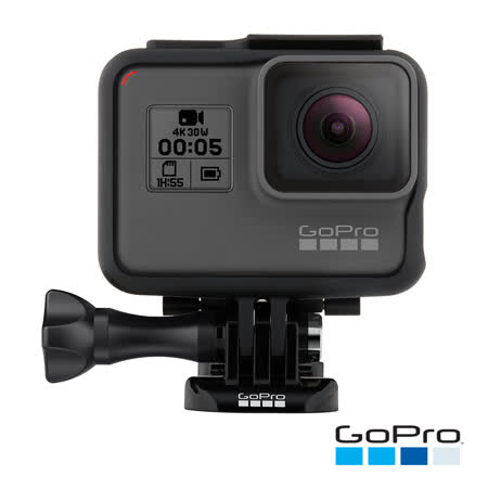 【GoPro】HERO5 Black 運動攝影機 CHD