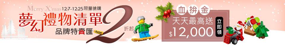 聖誕夢幻禮物清單