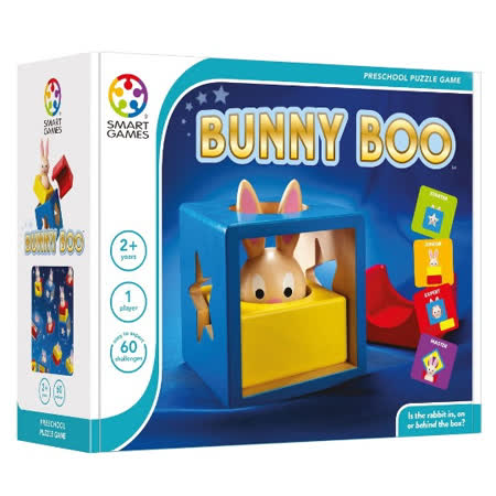 【上誼】《兔寶寶魔術箱》