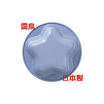日本霜鳥Queen Rose不鏽鋼不沾模具(星型)