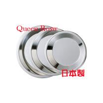 日本霜鳥Queen Rose不鏽鋼圓形派餅盤 (中19cm)