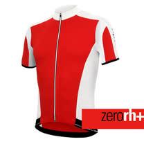 ZERORH+ 時尚短袖排汗自行車衣(男)★三款顏色★ ECU0236
