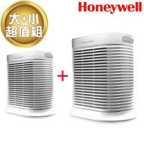 【超值組】Honeywell 抗敏系列空氣清淨機(HPA-200APTW+HPA-100APTW)