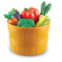 【美國教學資源】小小手蔬菜籃 LER9721