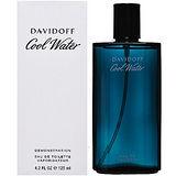 Davidoff Cold Water 冷泉男性淡香水 125ml-Tester包裝