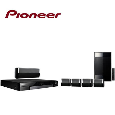 Pioneer先鋒 5.1聲道藍光家庭劇院 MCS-434