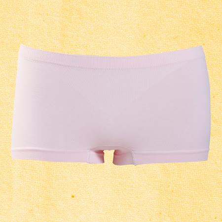 【華歌爾】生物能健康系列M-LL中低腰無縫褲(甜莓粉紅)