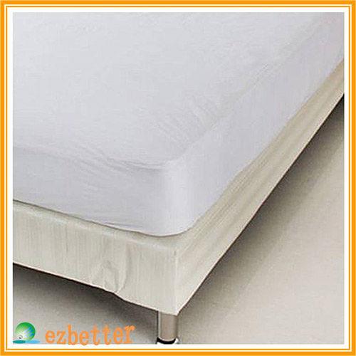 【伊莉貝特】防蹣寢具純棉『雙人特大床墊套 183*214*30cm  6x7尺 』