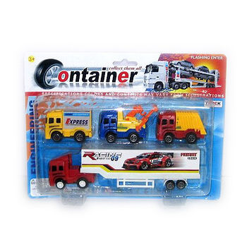 車類玩具組多款