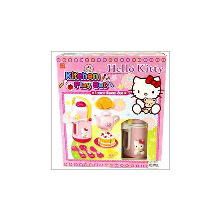 【Hello Kitty-家家酒系列】KT茶具組