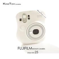 MINI 25雪白機六件組合FUJIFILM Instax mini 25 拍立得相機(公司貨)