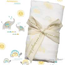 美國 ANGEL DEAR 竹纖維嬰幼兒包巾 (叢林動物)