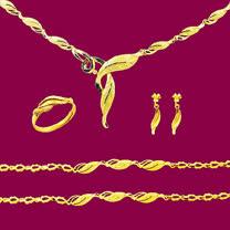 Manstyle「玉樹良枝」黃金套組 (約11.80錢)