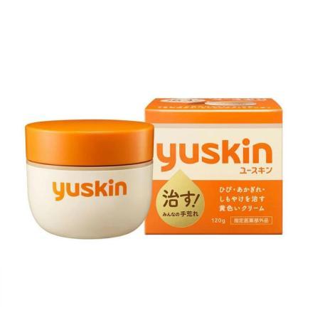 日本YuskinA悠斯晶A乳霜/護手霜/護足霜120g