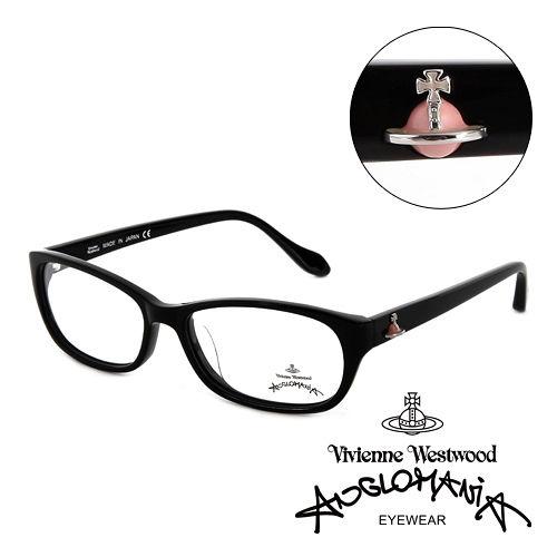 Vivienne Westwood 英國Anglomania英倫龐克光學眼鏡 黑  AN2