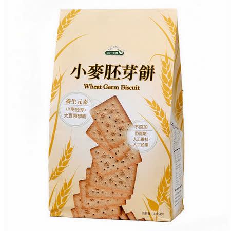 [統一生機]小麥胚芽餅(336g)