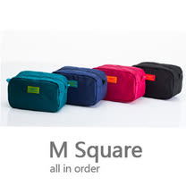 M Square 防水多功能旅行盥洗/化妝包