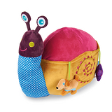 瑞士【OOPS】烏噗司-寶寶大玩偶朋友-蝸牛