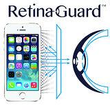 RetinaGuard 視網盾 iPhone 5S/5 防藍光保護膜