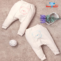 天然有機棉 對寶寶與大地的呵護