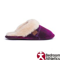 Bedroom _KATE   -紫/粉紅格紋