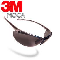 3M MOCA 魅惑灰藍超質感運動眼鏡