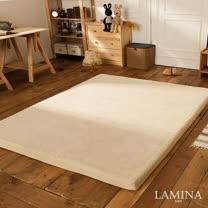 LAMINA  防汙透氣日式床墊5CM-雙人