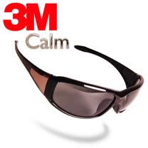 3M Calm 低調黑寬版運動眼鏡