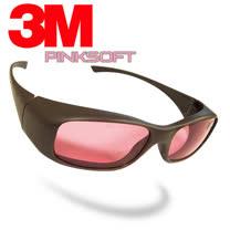 3M PinkSoft 都會時尚女性運動眼鏡