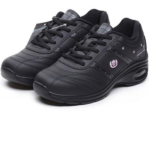 USA APPLE美國蘋果款6561黑粉紅正品女士 鞋滑板鞋旅遊鞋氣墊鞋休閒鞋登山鞋