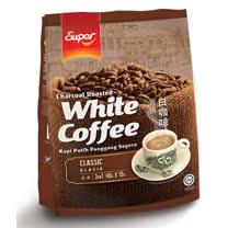 super「超級」3 合 1 炭燒白咖啡-經典原味 600g