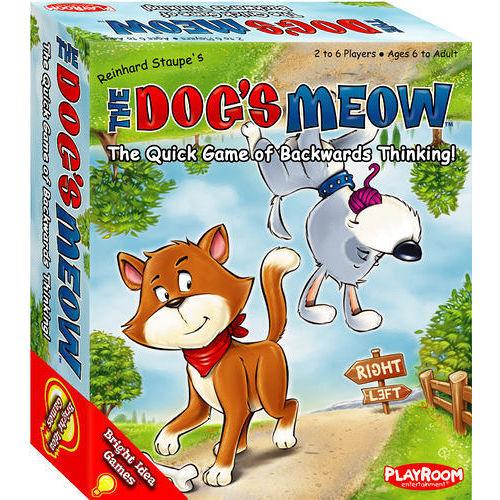 諾貝兒益智玩具 桌遊 The dog s meow  附中文說明