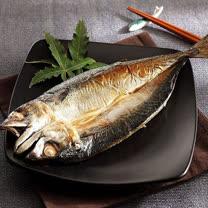 【上野物產】台灣薄鹽鯖魚10片(130g土10%)