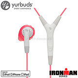 《Yurbuds》 Inspire Pro 運動型入耳式線控麥克風耳粉色(AYUR-017)