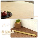 【范登伯格】仲夏天然細竹品質精細.編織工整雙人床蓆/涼蓆-150X180cm