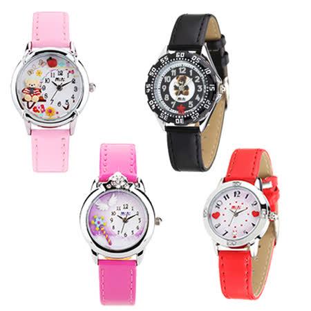 【韩国MINI 】手工软陶创意手表-多款可选