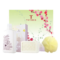 【草本24】Thymes茉莉緬梔身體乳禮盒