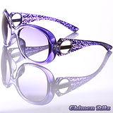 【Chimon Ritz】日光晶亮太陽眼鏡-藍