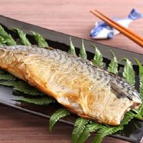 【上野物產】挪威薄鹽鯖魚15片(120~140g/片)