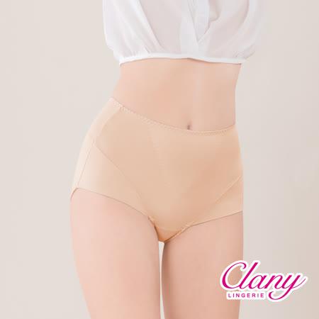 【可蘭霓Clany】保養絲蛋白L-XL蜜桃褲 春漾膚 2170-11