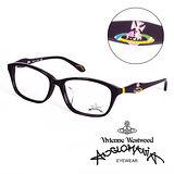Vivienne Westwood 英國Anglomania英倫龐克土星環光學眼鏡(黑) AN24305