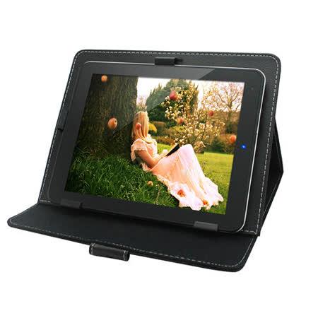 【Super Pad】8吋 平板電腦專用皮套 保護套 摺立式 多段調整角度 可直立隱藏式支架