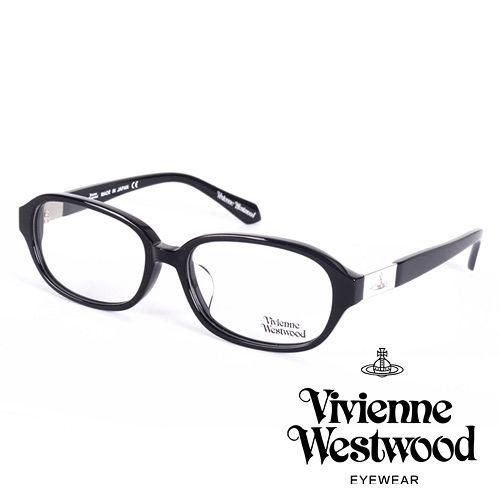 Vivienne Westwood 英國薇薇安魏斯伍德皇家貴氣英國格紋款 黑 VW2640