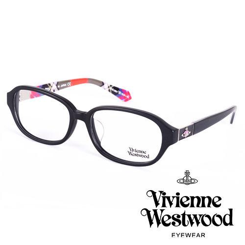 Vivienne Westwood 英國薇薇安魏斯伍德皇家貴氣英國格紋款 咖啡 藍 VW2