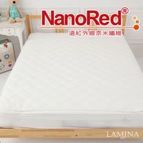 LAMINA  保暖舒適雙人平單式保潔墊-1入