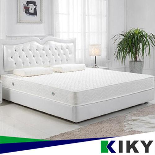 ~KIKY~ 美式服貼輕柔型獨立筒雙人床墊5尺 彈簧床墊~YY