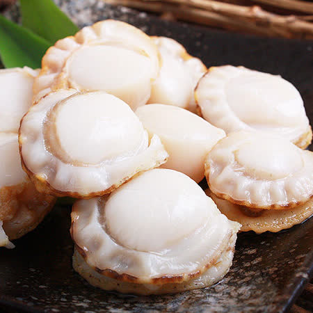 (熟)凍大帆立貝/500g★日本產地新鮮直送,貼心去殼煮熟★川燙後急速冷凍而成,100%鎖住新鮮美味