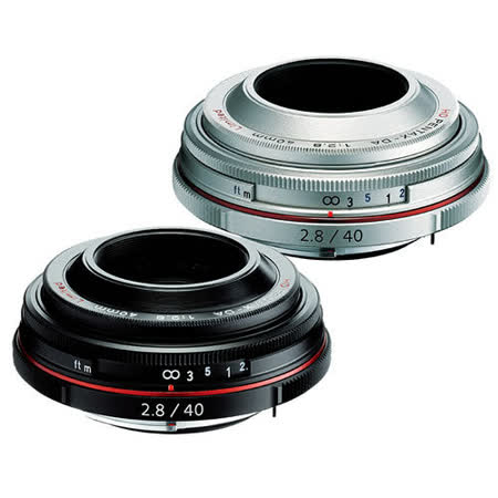 PENTAX HD DA 40mm F2.8 Limited (公司貨) - 【新】HD鍍膜鏡頭